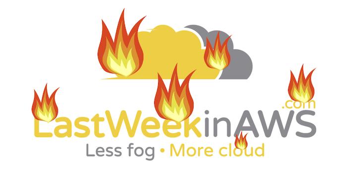 Last Week in AWS Logo